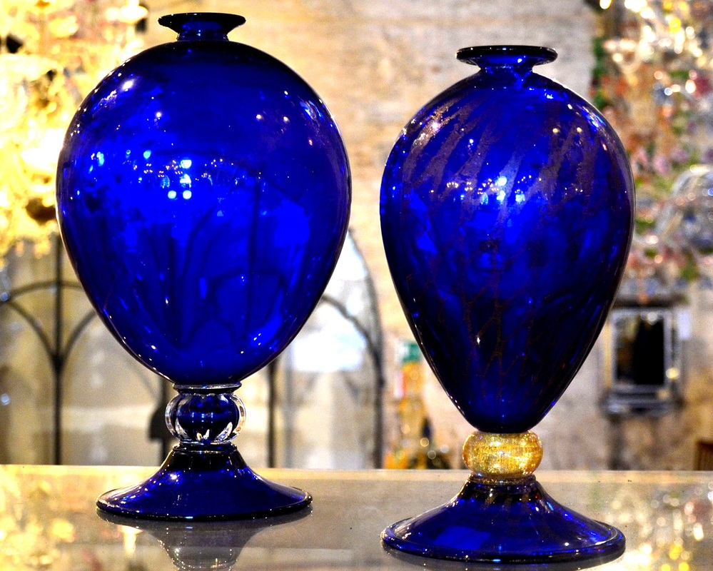 Murano Glass Vases, Authentic Murano Glass Vases, Modern Murano Glass Vases, Murano Glass Vases at Ex Chiesa Santa Chiara, Murano Art Glass, Venetian Vases, Modern Murano Glass Vases